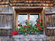 23 idyllische Hütten